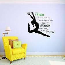 Gymnastics Room Decor Gymnastics Room Decor Amazon Com