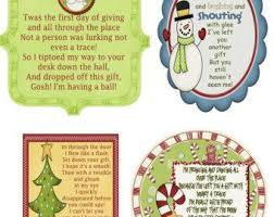 the 25 best christmas gift exchange poem ideas on pinterest