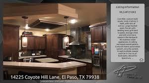 Kitchen Cabinets El Paso Tx 14225 Coyote Hill Lane El Paso Tx 79938 Youtube