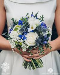 wedding flowers blue and white 83 best blue and white bouquets images on branches