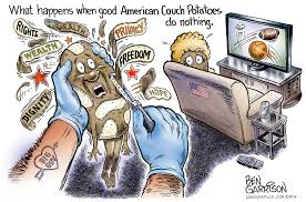 Couch Cartoon Time To Get Off The Couch Grrrgraphics On Wordpress