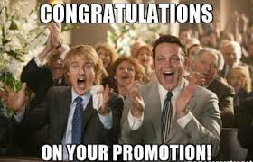 Congratulations Meme - congratulations on your promotion job promotion quotes
