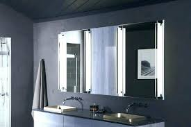 Extendable Mirror Bathroom Swing Arm Bathroom Mirror Brass Vanity With Sconce Transitional