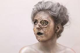 horror makeup and prosthetics by students u2013 gallery education