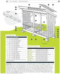 Diy Wood Shed Design by Firewood Shed Plans