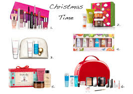christmas sets ho ho ho christmas beauty sets style barista