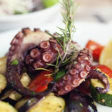 cuisiner le poulpe le poulpe un mollusque pas si ramollo
