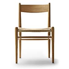 Shaker Dining Chair Chair By Hans J Wegner Ch36 Carl Hansen Søn