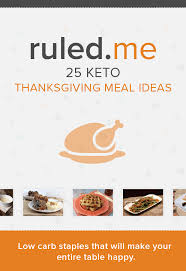 25 keto thanksgiving meal ideas ruled me