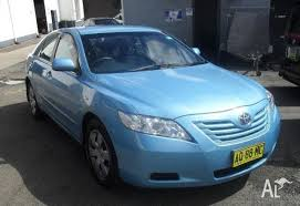 toyota camry altise for sale toyota camry altise acv40r 2007 for sale in lidcombe south