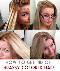 how to get rid of copper hair how to get rid of brassy colored hair my hair pulls red out of dye