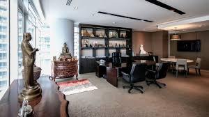 executive office baan rajprasong executive office by mada bangkok thailand