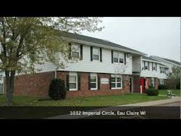 1 bedroom apartments for rent in eau claire wi eau claire rental apartments 1032 imperial circle from ppmc youtube