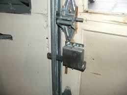 Garage Door Sliding by Locks For Steel Doors Sliding Barn Door Locking Mechanism 3 1 2 In