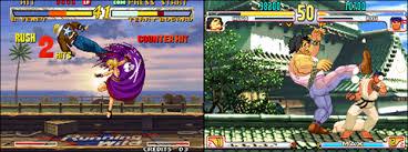 Street Fighter 3 Arcade Cabinet Garou Motw Vs Street Fighter Iii 3rd Strike Us Neo Geo Arcade