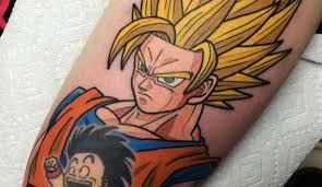 dragon ball tattoos u0027ve tam blog