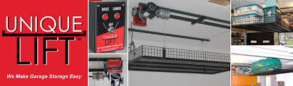 Garage Ceiling Storage Systems by Unique Lift Garage Ceiling Storage We Make Garage Storage Easy