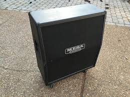 mesa boogie road king 2x12 cabinet mesa road king 4x12 vintage 30 black shadow speaker cabinet reverb