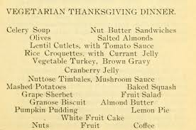 vegetarian thanksgiving meals vegetarian meals are nothing new american food roots