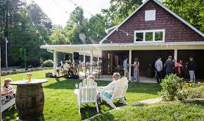 Backyard Guest Cottage by The Events Barn Photos The Orchard Restaurant Events Barn
