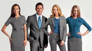 corporate dress code for all office events and