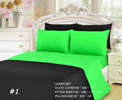 Bright Green Comforter Funky Bright Colored Bedding Stop Searching For A Minute Check
