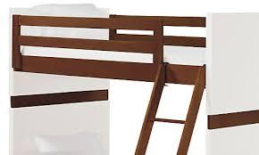Moda Kids Bed Wood Guardrails Modern Bunks  Lofts Modern - Guard rails for bunk beds