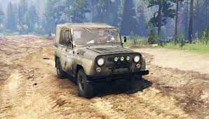 uaz jeep uaz 469 for spin tires