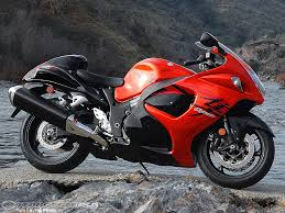 fastest bikes ever suzuki hayabusa