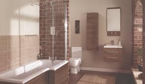 aquatrend shower bath suite
