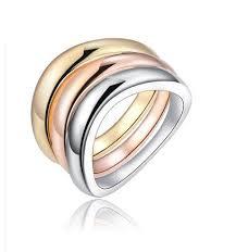 verlobungsring silber oder gold popular roxi verlobungsring trauungsring 3 ringe in 1 echtschmuck