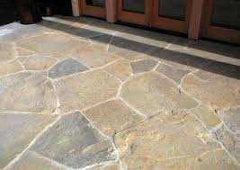 Building Flagstone Patio Flagstone Preparation Great Lakes Stone