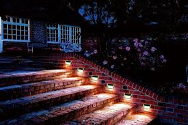 deck stair lights style doherty house great ideas deck stair