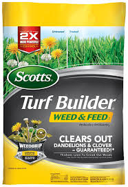amazon com scotts turf builder weed and feed fertilizer 5m not