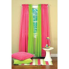 Lime Green Sheer Curtains 72 Best Choose Images On Pinterest Curtain Panels Panel