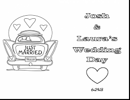 terrific wedding coloring activity pages wedding coloring