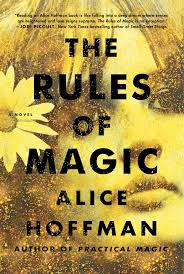 the rules of magic by alice hoffman wamc