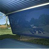 Rv Shade Awnings Amazon Com Rv Awning Shade Kit Rv Shade 8x16 Black Automotive