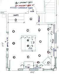 kitchen recessed lighting placement recessed lighting layout ceiling recessed lighting placement and