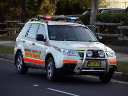 subaru fire file ambulance service nsw subaru forester awd operations