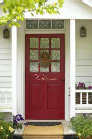 articles with pre painted wooden front doors tag beautiful