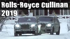 rolls royce cullinan all new 2019 rolls royce cullinan suv high bodied car youtube