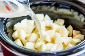 slow cooker mashed potatoes the pioneer woman