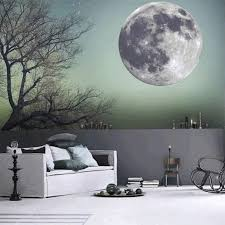 discount glow dark sticker paper 2017 glow dark sticker paper on 2016 new 4 colors removable peel n stick world moonlight sticker glow in the dark moon earth wall children room luminous planet