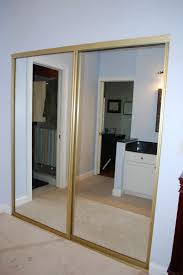 home design sliding mirror closet doors makeover wallpaper hall