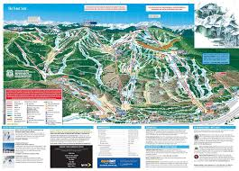 Park City Utah Trail Map by Vail Colorado Us Ski Resort Guide