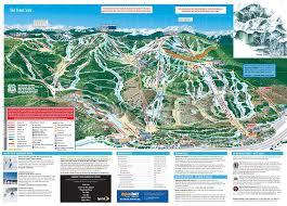 New Mexico Ski Resorts Map by Vail Colorado Us Ski Resort Guide