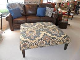 ottoman and matching pillows scott director s custom furniture an ottoman for all seasons