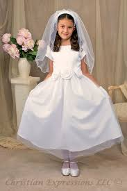 first communion dresses u0026 veils on clearance first communion