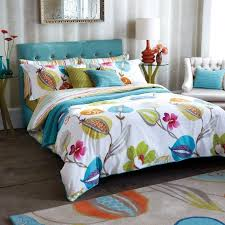 funky bright coloured bedding by harlequinin at bedeck 1951